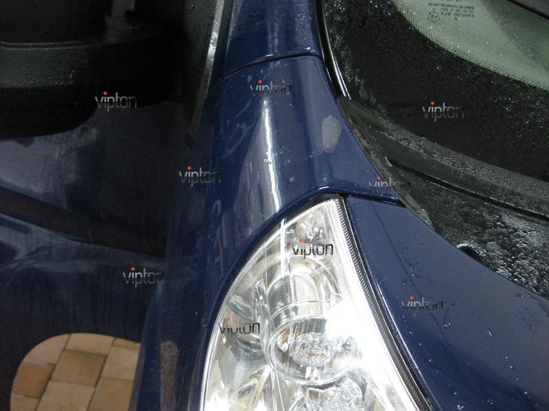 Автомобиль Peugeot Boxer.  / Нанесение антигравийной пленки VENTURESHIELD.