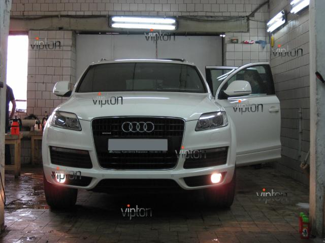 Audi Q5: Тонировка автомобиля
