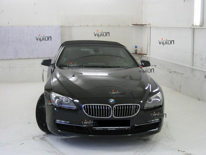 Автомобиль BMW 6 (F12) 5