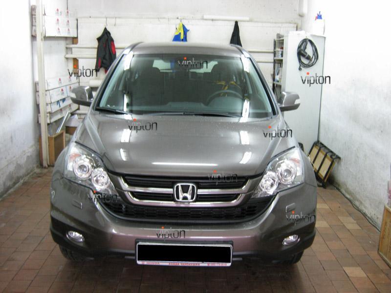 Автомобиль Honda CRV 1