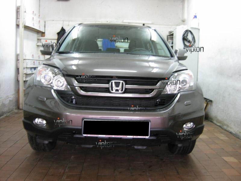 Автомобиль Honda CRV 2