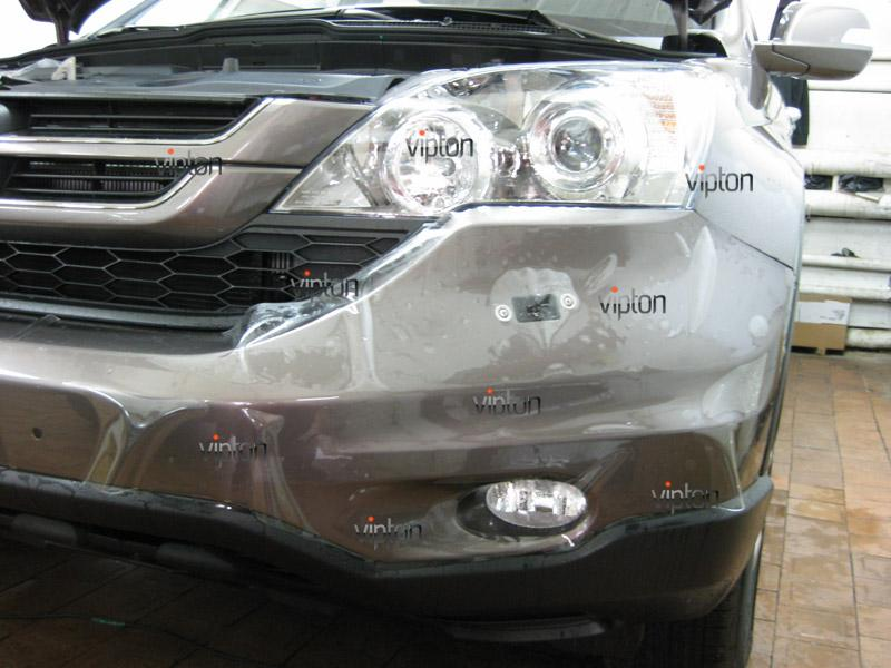 Автомобиль Honda CRV 9
