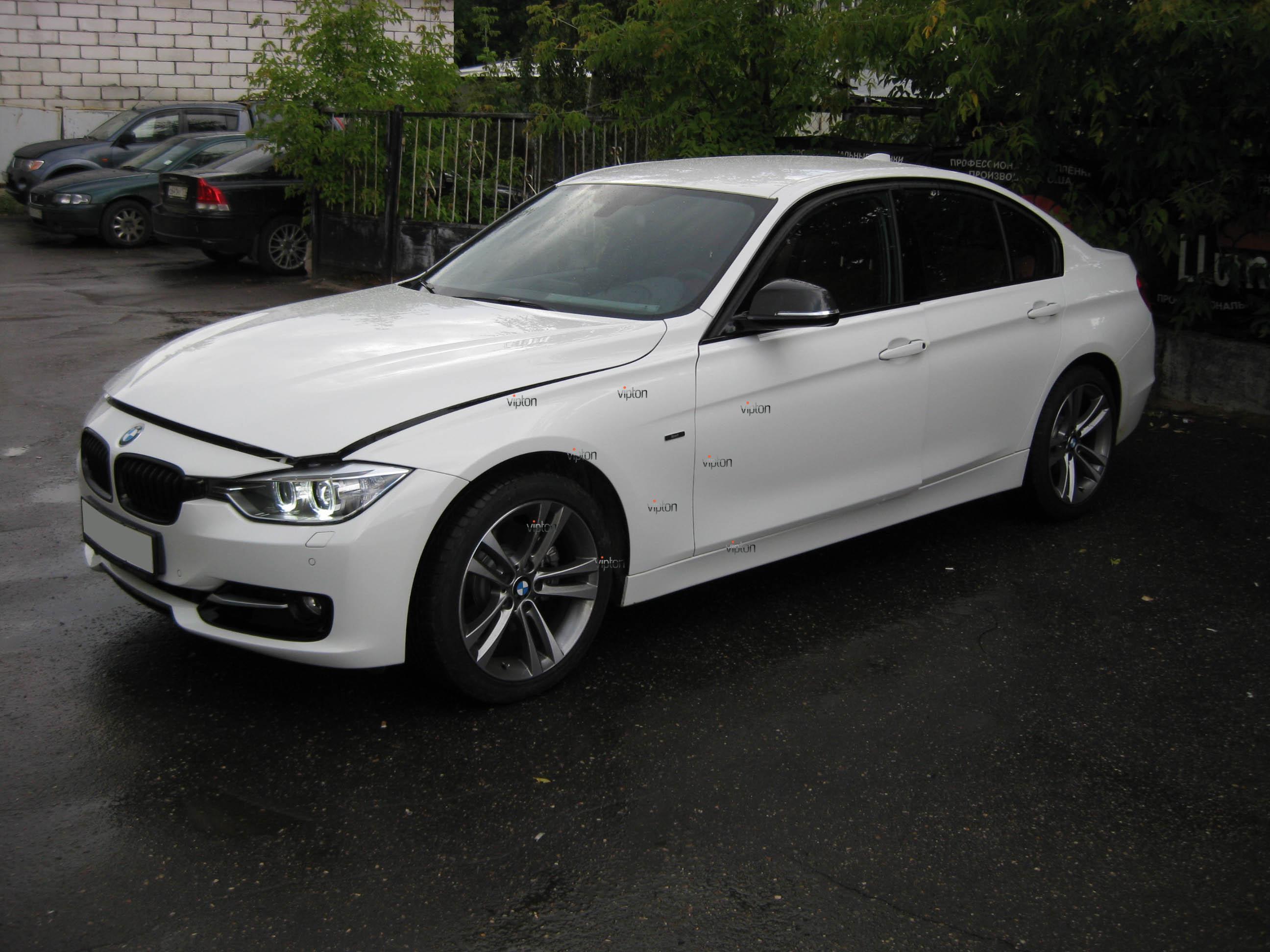 Автомобиль BMW 3 (F30)