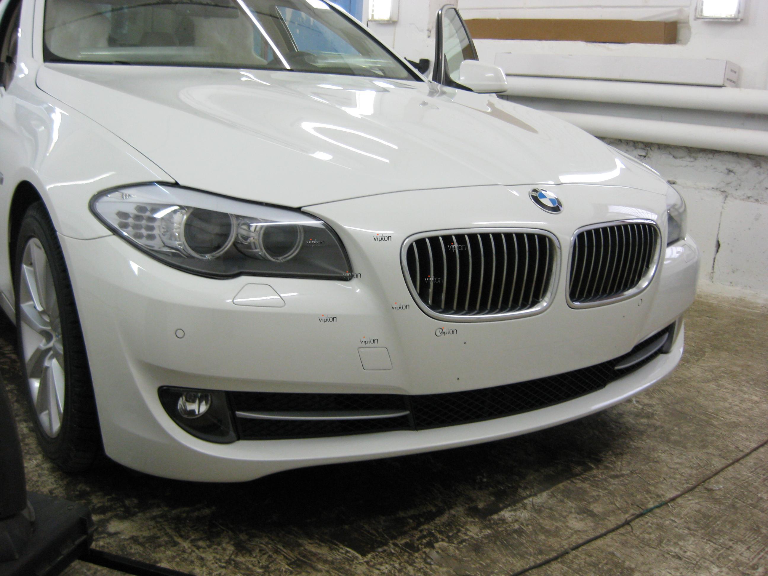Антигравий на BMW 5 (F10)
