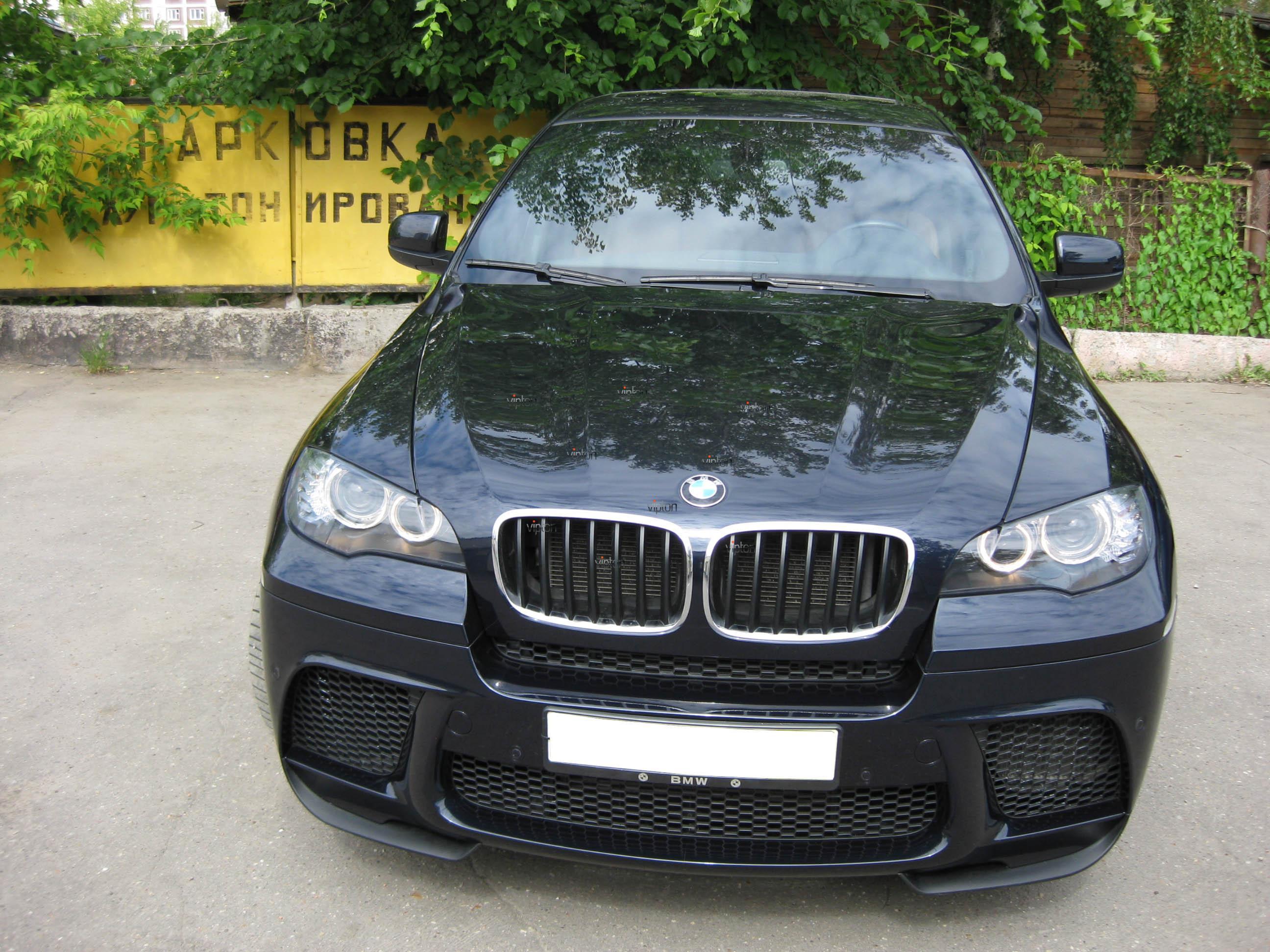 Автомобиль BMW Х6 М-пакет