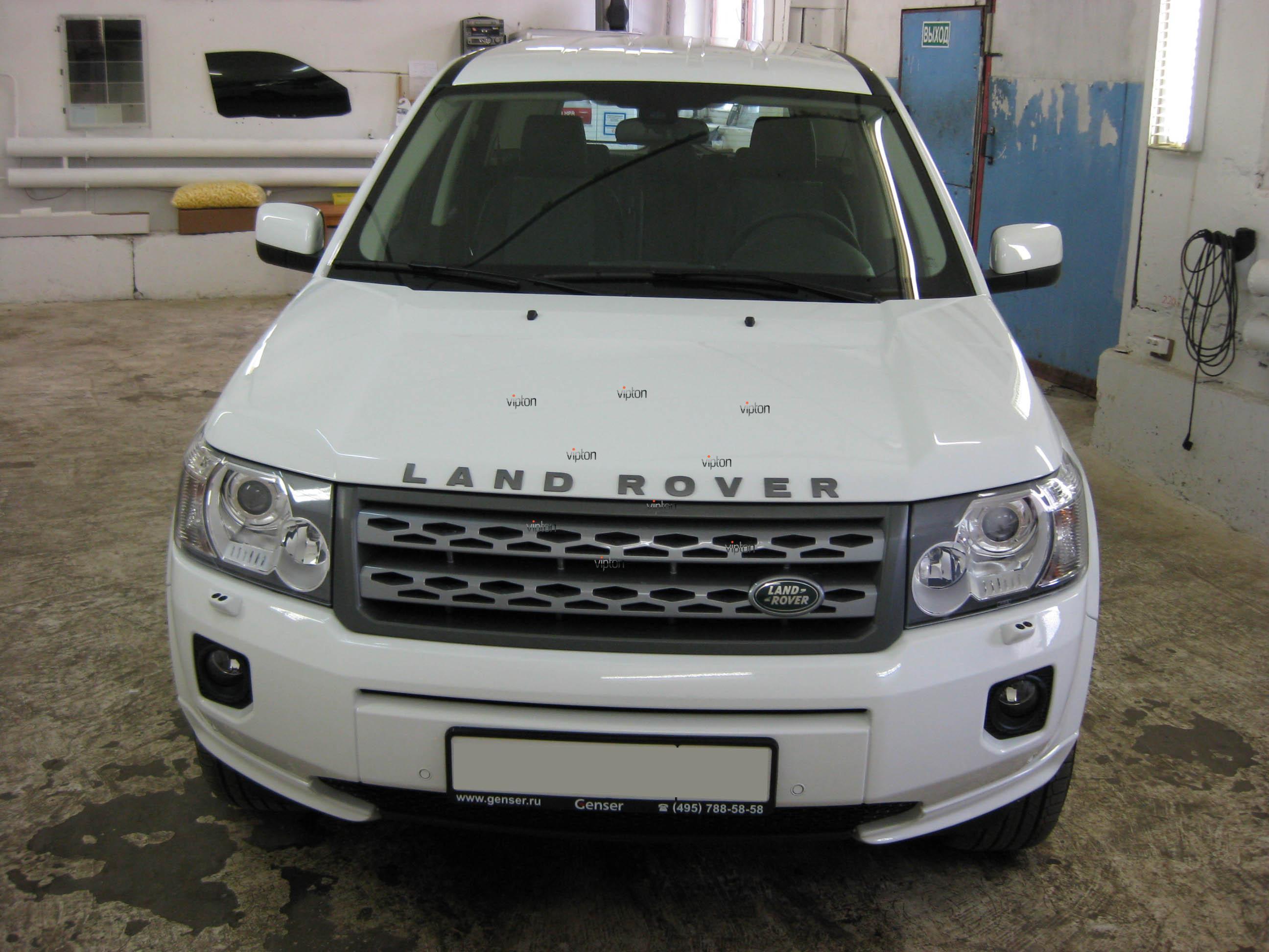 Автомобиль Land Rover Frilender