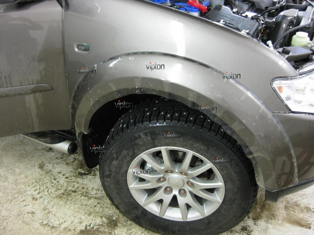Автомобиль Mitsubishi Pajero Sport 5