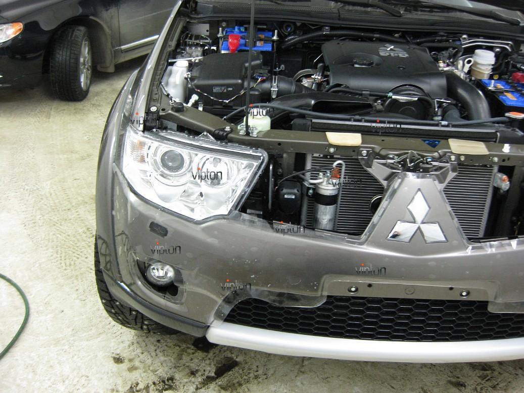 Автомобиль Mitsubishi Pajero Sport 9