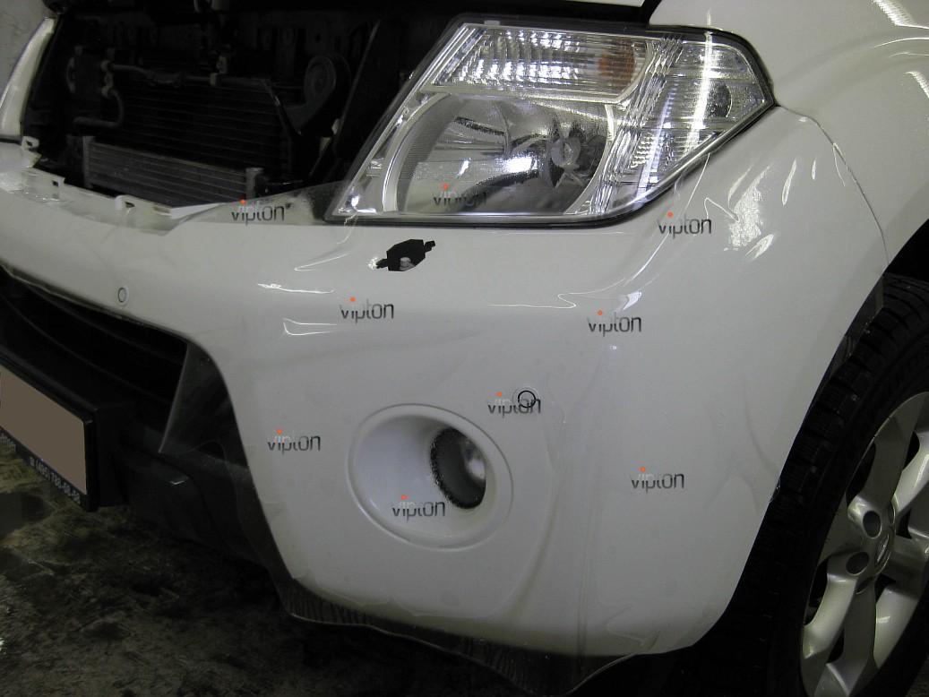 Автомобиль Nissan pathfinder 1