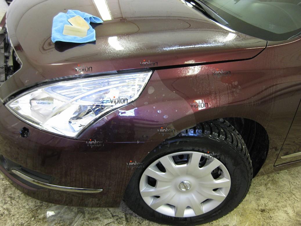 Автомобиль Nissan Teana 4