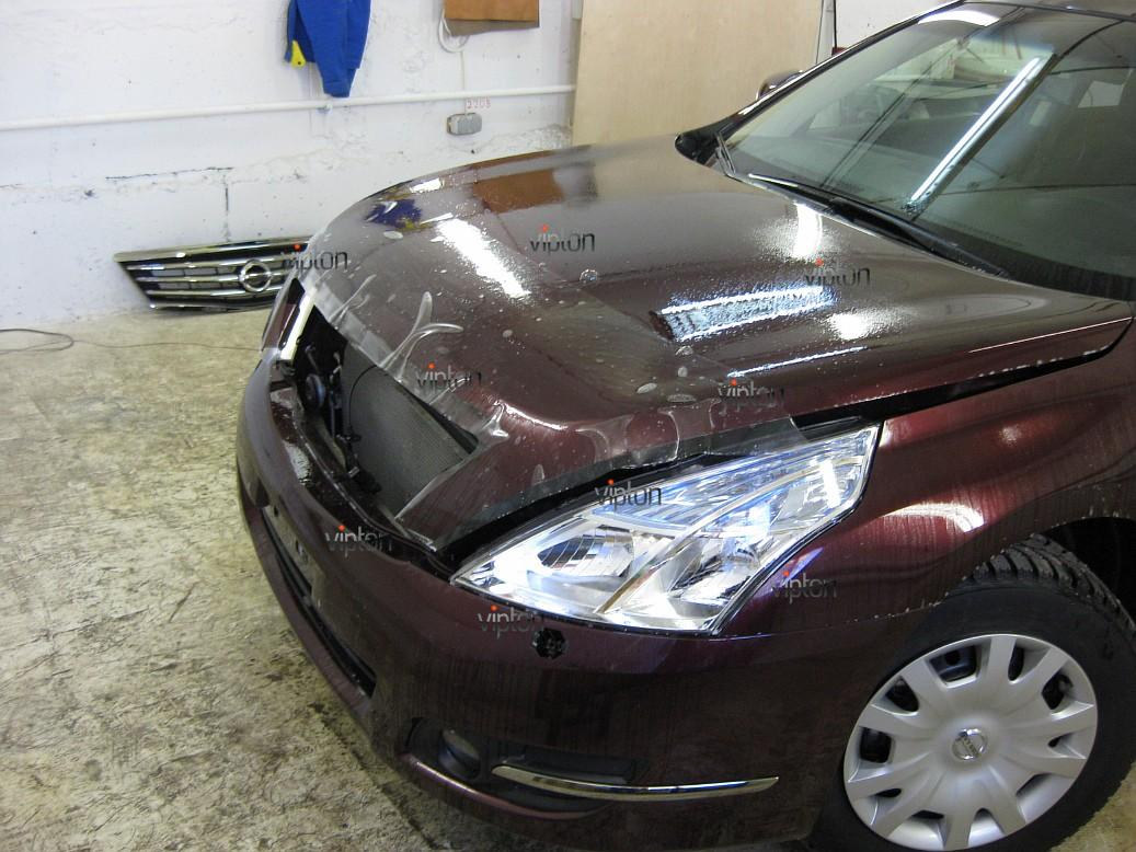 Автомобиль Nissan Teana 5