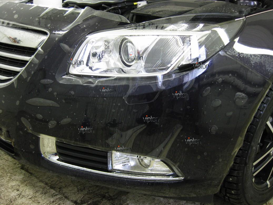 Автомобиль Opel Insignia 4