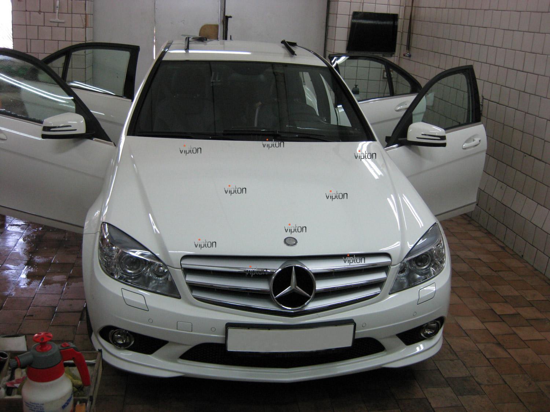 Mercedes-Benz W-204