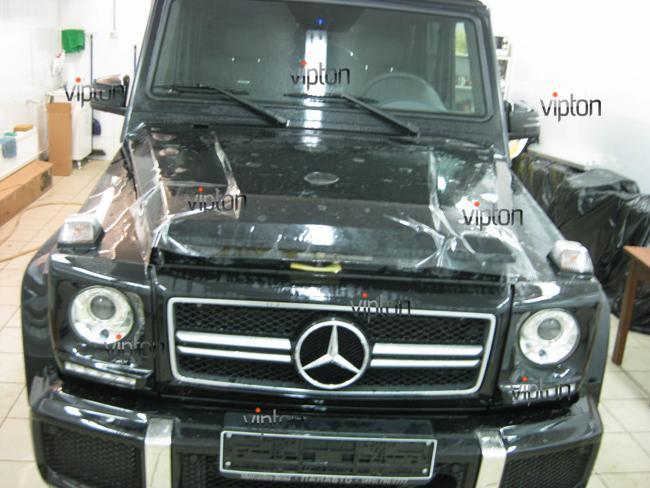 Mercedes Benz G AMG 1