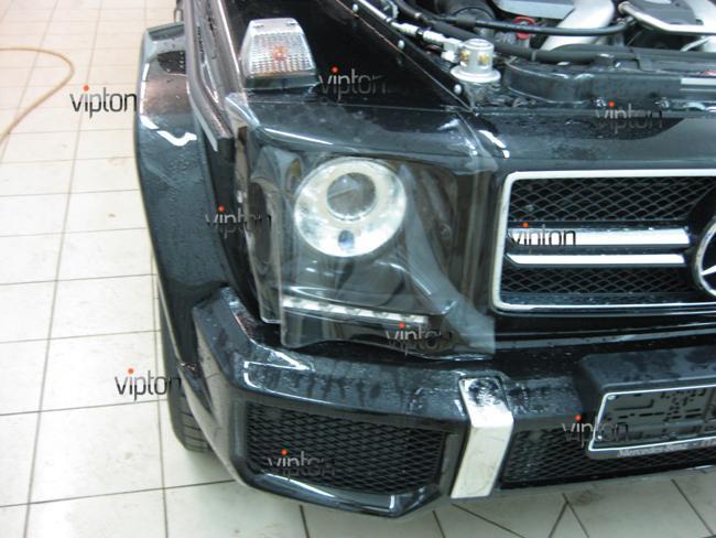 Mercedes Benz G AMG 2