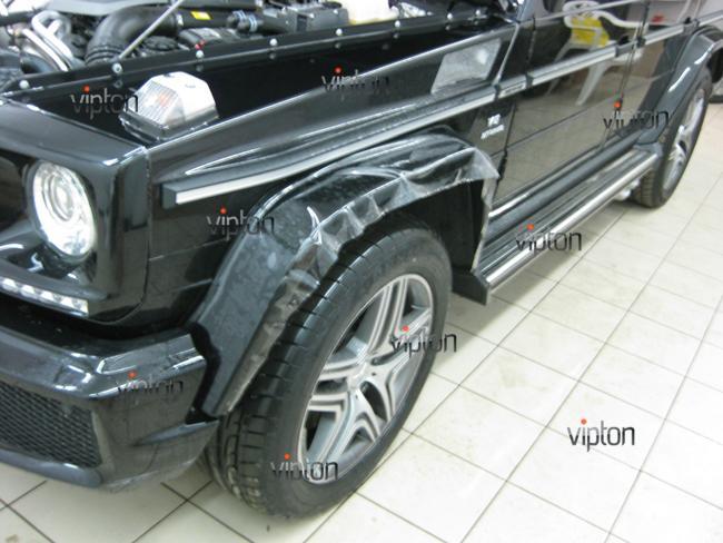 Mercedes Benz G AMG 5