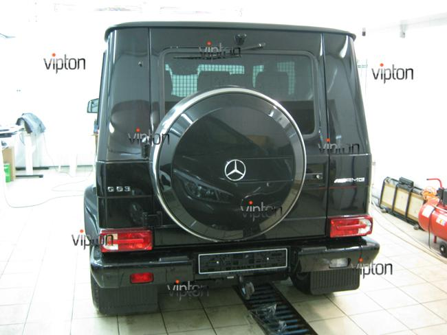 Mercedes Benz G AMG 11