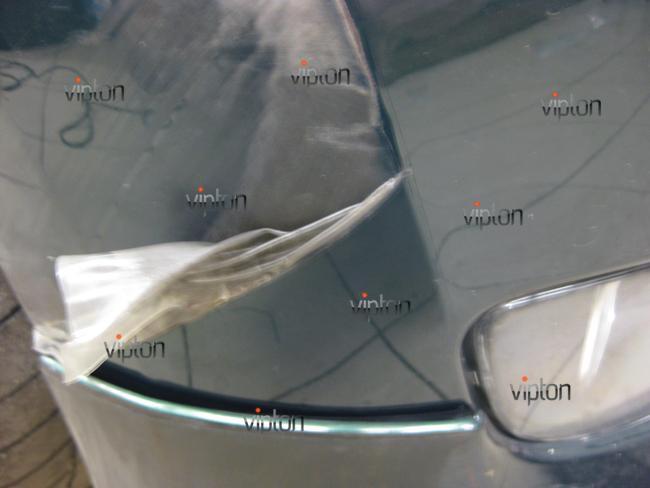 BMW 3 (E92) Alpina: Антигравийная защита 2