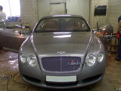 Bentley Continental 1