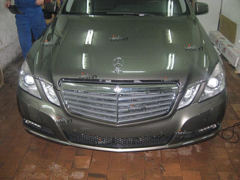 Mercedes-Benz W-212 4