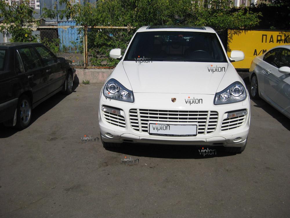 Porsche Caen 5