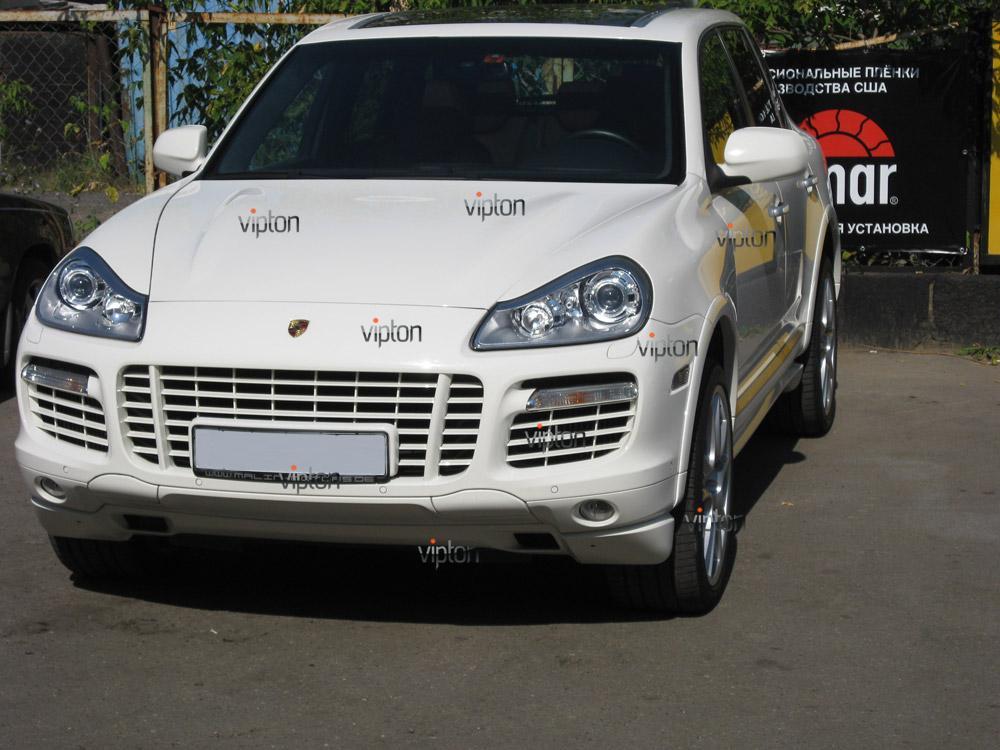 Porsche Caen 6