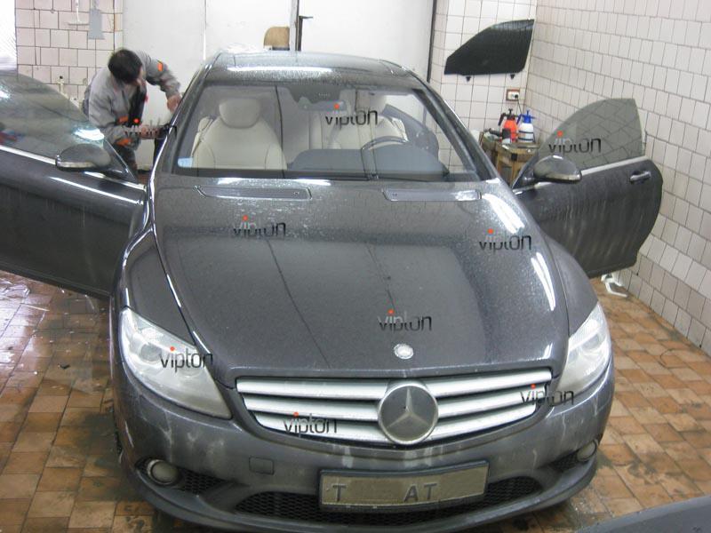 mercedes-Benz W216