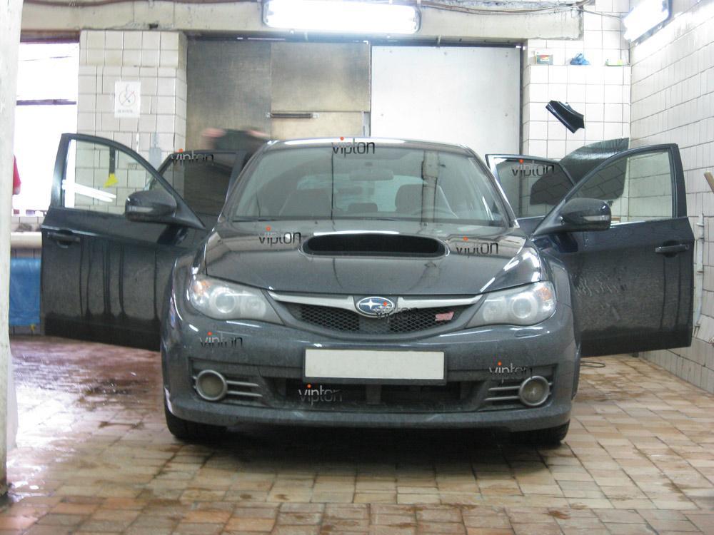 Subaru Impreza STA
