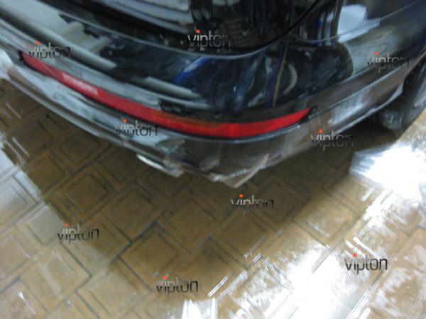 Автомобиль Audi Q7 / Нанесение антигравийной пленки VENTURESHIELD 9