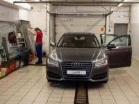 Audi A8: установка ударопрочной пленки