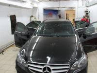 Mercedes-Benz W212 Тонирование
