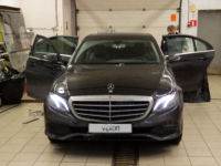 Mercedes-Benz W213:LLumar ATR 0.5