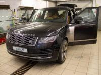 Range Rover VOGE: бронирование стекол