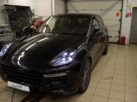 Porsche Cayenne:бронирование стекол