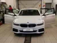 BMW 5 G-30 Тонировка полная
