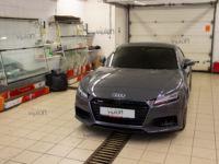 Audi TT: тонировка задних и боковых стекол