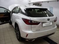 Lexus RX 350 : тонировка задняя часть