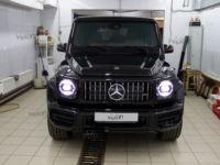 Mercedes-Benz G-klasse: тонировка 2-х передних стекол