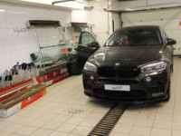 BMW X6:  атермальная пленка