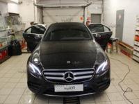 Mercedes-Benz E-klasse: тонировка