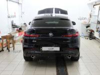 BMW X4: Антигравийная защита LLUMAR GLOSS PPF.