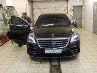 Mercedes-Benz S W222 тонировка LLumar