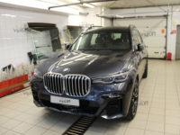 BMW X7 Антигравийная пленка- LLumar PPF Gloss HC CA