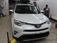 Toyota RAV4:LLumar PPF Gloss HC CA