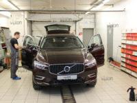 Volvo XC60: Тонирование LLumar AIR 80