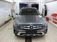 Mercedes-Benz GLC: расширенное покрытие LLUMAR GLOSS PPF