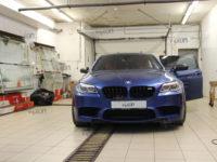 BMW M5: Тонировка LLumar ATR 05