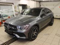 Mercedes-Benz GLC Coupe LLUMAR GLOSS PPF