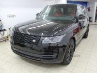 Land Rover Range Rover расширенный пакет LLUMAR GLOSS PPF