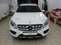 Mercedes-Benz GLA:  LLumar Platinum Plus PPF